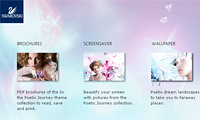 Visit the exclusive multimedia website of Swarovski - Poetic Journey