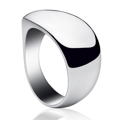 ZEPHYR Silver Ring by Georg Jensen
