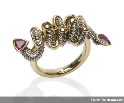 Award Winning Jewellery Designs by Nina Koutibashvili