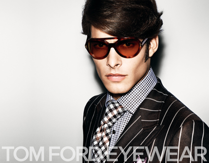 Ford on Tom Ford Eyewear Spring 2010   Page 3   Fashion Trendsetter