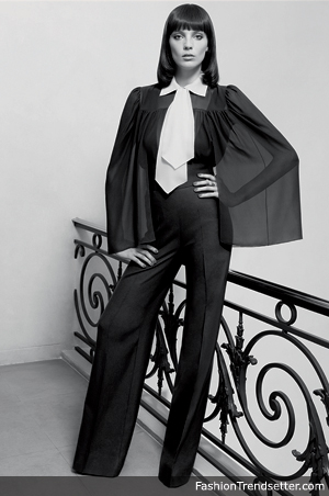 Yves Saint Laurent Announces the Release of The Fall/Winter 2010/2011 Manifesto
