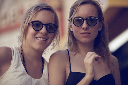 Bringing Fashion to 3D | Norwegian Twins Make Hollywood Do a Double Take! | Fashion Trendsetter