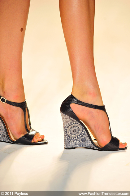 Lela Rose Summer 2012 for Payless