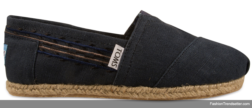 Embroidered Indigo Women's Classics