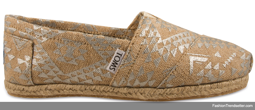 Burlap Triangles Women's Classics