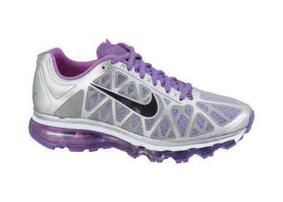 LIVESTRONG Air Max+ 2011 Women's Running Shoe