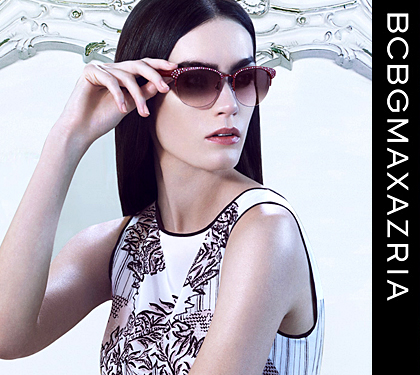 BCBGMAXAZRIA Launches Into Suns with Longtime Collaborator ClearVision Optical