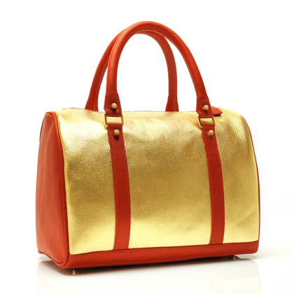 Mi Piaci: The World's First 24kt Gold Leather & Fur Collection