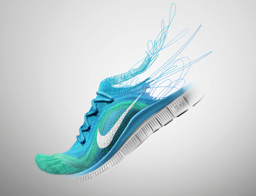 Netherlands Nike Free Flyknit 5.0 Womens - Content Accessories 2013 Nike Free Flyknit Provides Compression Fit With Free Flexibility