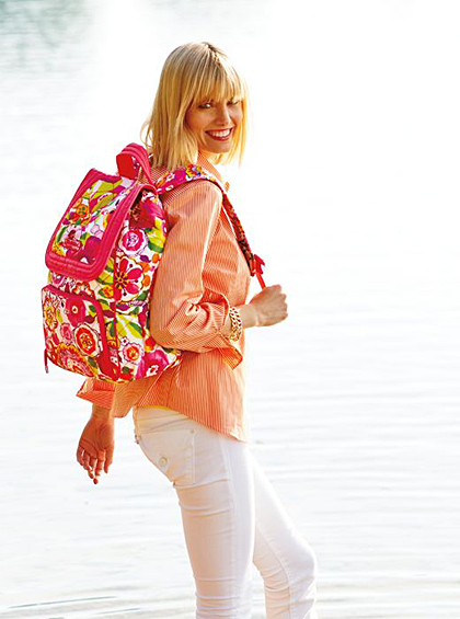 Vera Bradley's Summer 2014 Collection
