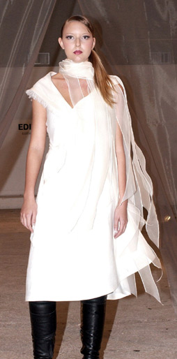 EDITH A'GAY Spring/Summer 2007 Collection > Conversion