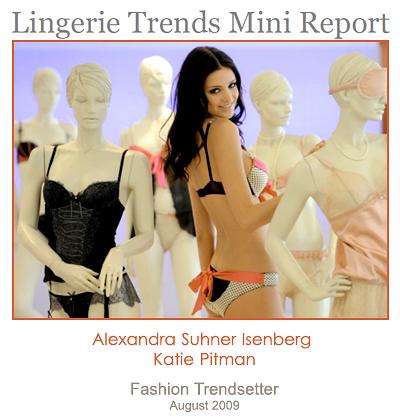 Lingerie Trends Mini Report UK | August 2009