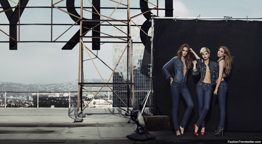 Levi's Curve ID: Company's First Global Women's Denim Line