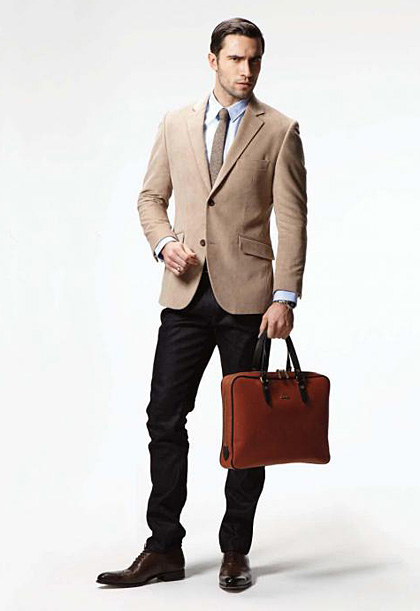 Mark / Giusti: When Accessories Make the Stylish Man