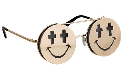 Linda Farrow - Jeremy Scott Smile C2, $259.61