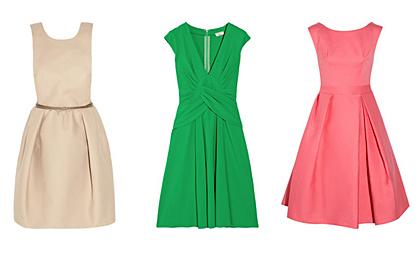 2012 Nedimeler için Elbise Modelleri