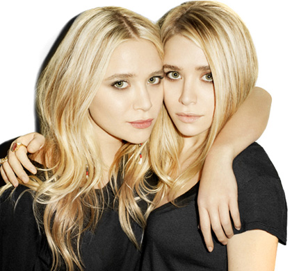Ashley Olsen and Mary-Kate Olsen's StyleMint