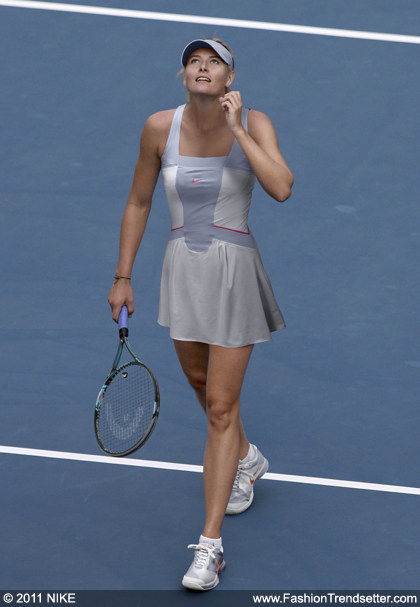 Maria Sharapova's Stunning Style Powered By Nike