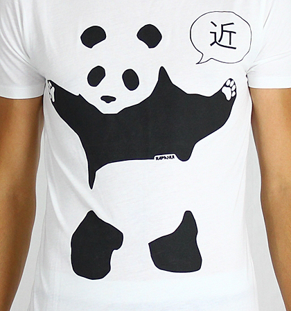 Edinburgh Zoo Pandas and Their Edible T-shirts