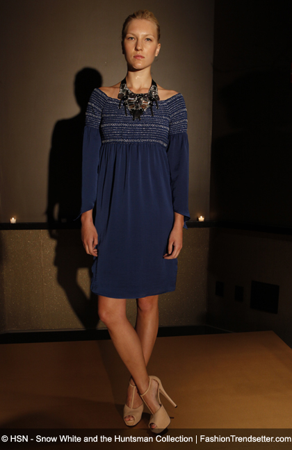 Colleen Atwood - Smocked Tunic Dress, HSN Sale Price: $149.90
