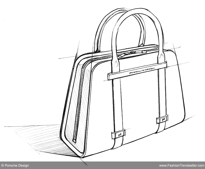 One Design Different Style The Twinbag By Porsche Design Posted By Senay Gokcen Fashion
