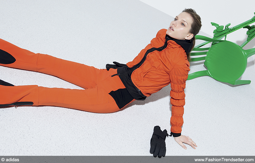 adidas by Stella McCartney Introduces Its Winter Wonderland