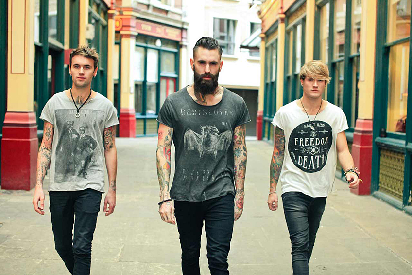 Introducing a New Unisex Clothing Label: Saint Kidd