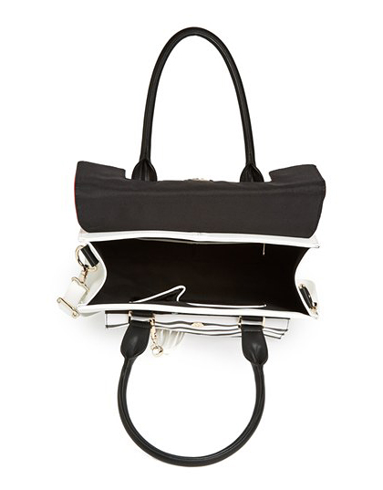 POVERTY FLATS by rian Flap Satchel