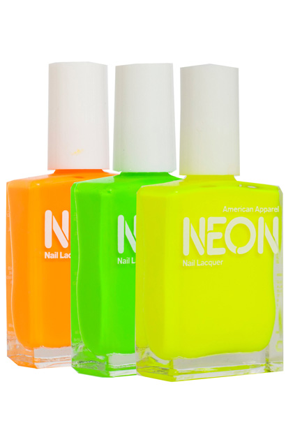 Color Code: NEON | Color Codes By Senay GOKCEN, Article By Diana ...