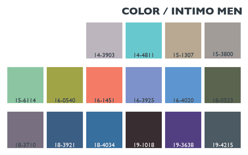 Lenzing Spring/Summer 2014 Color Trends