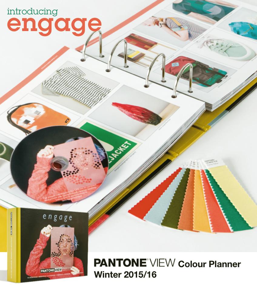 PANTONEVIEW Color Planner Autumn/Winter 2015/16