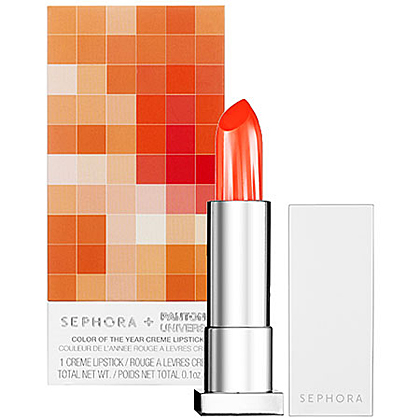 Color of the Year Creme Lipstick Tangerine Tango Cream