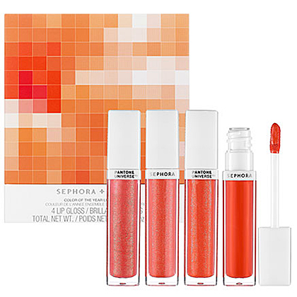 Color of the Year Lipgloss Set