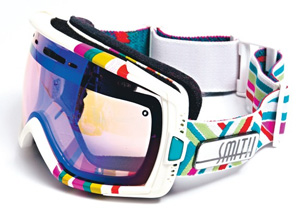 Colors of Smith Optics Snow Goggles