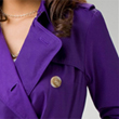 Colors of Twill Trench Coat by Sean John