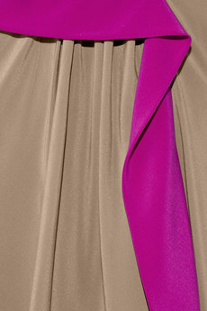Colors of Emilio Pucci Georgette Dress