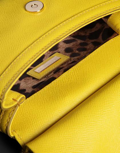 7677cd4ce884 Textured Calf Leather Mini Bag - Removable Shoulder Strap - Internal Pocket  - Designer Logo Plaque On Front Flap
