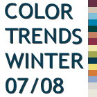 Lenzing Color Trends Winter 07/08