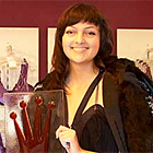 Winner of the Triumph Fashion Award 2006: Tatiana Pogrebnyak Awarded the 1st Prize