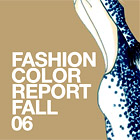 PANTONE Fashion Color Report Fall 06