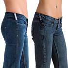 "ClubSkinny Jeans: ""It's No Sin to Be Thin"""