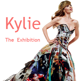 Kylie at the V&A
