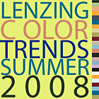 Lenzing Color Trends Summer 2008