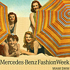 International Designers Welcomed at Mercedes-Benz Fashion Week Miami Swim 2008 Collections