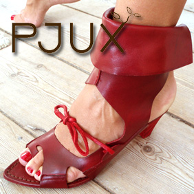 When Shoe Design is About More Than Just Aesthetics... Keep a Close Eye on PJUX