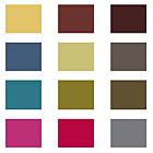 Texworld Color Trends Autumn Winter 2008/2009