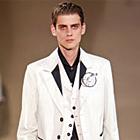 Designer Menswear Winter 08-09: The Classic Codes of the Tuxedo