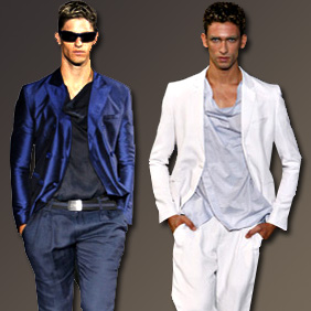 Armani Men's Collections Spring/Summer 2009