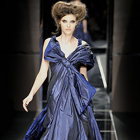 Haute Couture Autumn/Winter 2008/2009 Trend Round Up