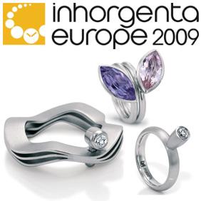 Platinum Shines at Inhorgenta Europe 2009